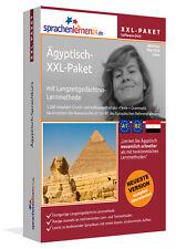 Ägyptisch lernen von A bis Z - Sprachkurs-XXL-DVD plus Smartphone-Version