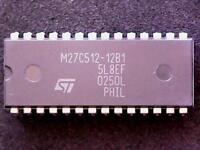 2PCS p 28f256-200 256KBit Intel flash memory original DIP-32 Vintage; NEW