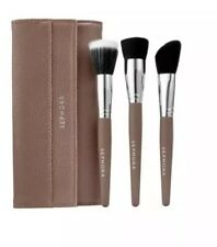 Sephora Collection FLATTER YOURSELF Contouring Brush Set with Case