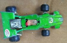 USED TINTOYS ? LOTUS CLIMAX RACE CAR DIECAST MADE IN HONG KONG