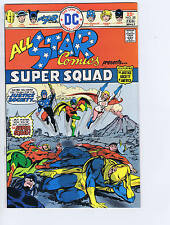 All Star Comics #58 DC Pub 1976