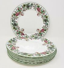 "Portmeirion Summer Garland - 6 x 7"" Tea/Side Plates"