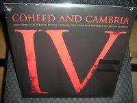 COHEED AND CAMBRIA *Good Apollo I'm Burning Star IV, Vol. 1 *NEW RECORD LP VINYL