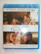 The Reader Blu-ray drama thriller movie Kate Winslet Ralph Fiennes NEW!