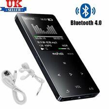 HIFI Bluetooth MP3 MP4 Player 16GB Touch Music Video FM Radio Recorder TD UK