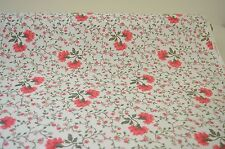 "CHARMING LAURA ASHLEY DECORATOR FABRIC ""DIANTHUS"" SS914"