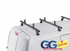 """Paradas de carga 4"""" barras portaequipajes para Escalera Abrazaderas Conjunto de 4"""