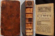 B/ Livre Médecine ancien 17è RECUEIL-REMÈDES FACILES ET DOMESTIQUES Fouquet 1690