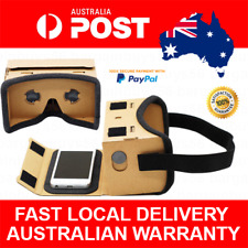 Padded Google Cardboard Virtual Reality VR Headset 3d Glasses for Android IOS