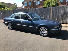 BMW 740i e38 7 Series Full Service History V8 Rare Great Condition No Reserve