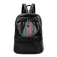 Women's Faux Leather Backpack Rucksack Daypack Travel Bag Cute Purse
