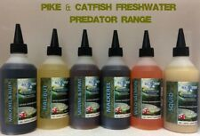 Searigs Winterised Blood Red 120ml Natural Bait Oil, Pike, Catfish, Eel & Zander