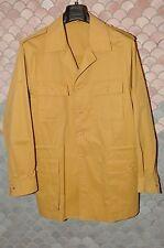 Kiton Cotton Jacket M, 40US, 50 Italian, Yellow