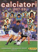 ALBUM CALCIATORI RISTAMPA L'UNITA' ANNO 1987-88