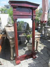 Biedermeier Spiegel in Mahagoni um 1820