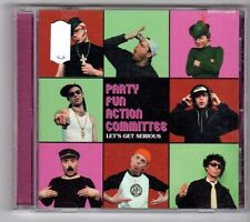 (GN85) Party Fun Action Committee, Let's Get Serious - 2003 CD