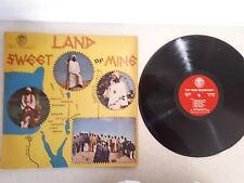 "VINYL LP 12"" 33 THE SOUL MESSENGERS ---LAND SWEET OF MINE ***ULTRA ULTRA RARE-IL"