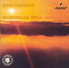 John Coltrane - Interstellar Space (CD, Oct-1991, GRP (USA))