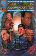 Star trek deep space nine # 1 (Malibu, états-unis, 1993)