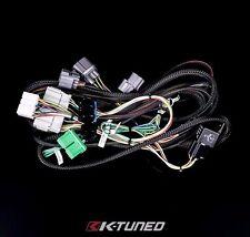 K-Tuned ECU Conversion Harness K20 K24 1996-1998 Civic K-Series Swap