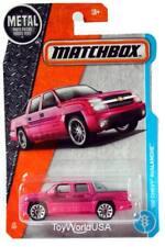 2017 Matchbox #24 '02 Chevy Avalanche