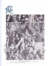 PHIL SUMMERILL BIRMINGHAM CITY 1966-1973 ORIGINAL HAND SIGNED PICTURE CUTTING