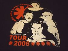 Red Hot Chili Peppers Tour Shirt ( Used Size Xl ) Good Condition!