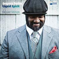 Gregory Porter : Liquid Spirit CD Deluxe  Album with DVD 2 discs (2015)