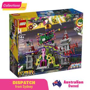 GENUINE LEGO The Batman Movie - The Joker Manor - 70922 - FAST FREE SHIPPING!