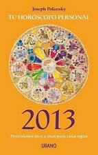 NEW 2013. Tu horoscopo personal (Spanish Edition) by Joseph Polansky