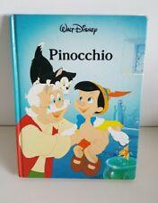 Walt Disney Pinocchio 1986 Gallery Books (hardcover) Vintage Kid Book