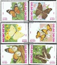 Kaap Verde 467-472 (compleet.Kwestie.) postfris MNH 1982 Vlinders