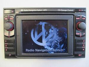 VW MFD Navi Navigationsystem 3B0035191DX Golf 4 Passat 3B 3BG Navigation