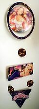 MARIAH CAREY promotional hang up die cut cardboard Glitter Lover Boy -ax