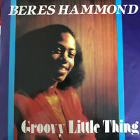 "Beres Hammond ‎– Groovy Little Thing Vinyl 12"" Single UK HHD 701 1985"