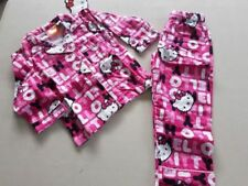Hello Kitty Girls' Sleepwear Cotton Pyjama Sets