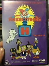 Harveytoons (Harvey Toons) Volume 9 region 4 DVD (classic cartoons / animation)