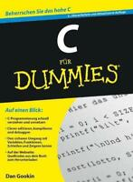 C für Dummies von Dan Gookin (2010, Taschenbuch)