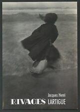 Jacques Henri Lartigue : cartolina invito a Mostra del 2012 a Le Havre - Francia