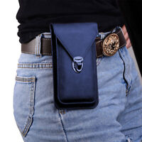 Premium Leather Wallet Flip Pouch Bag Belt-Clip Holster Case Cover For Phone