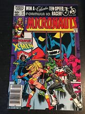 Micronauts#37 Awesome Condition 6.5(1982) Nightcrawler App!!