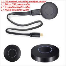 Q1 Wifi Display Dongle HD&AV Output,can Push screen to HDTV or AV RCA Analog TV