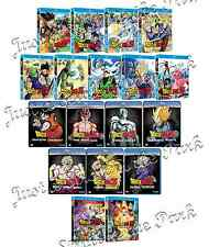 DragonBall Z Complete Series TV Season 1-9 + 17 Movies Box/BluRay Collection Set