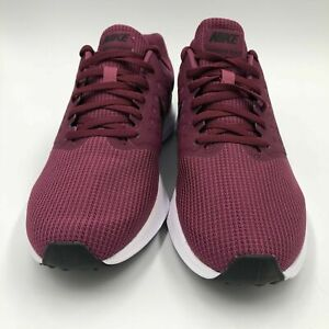Wmns Nike Downshifter 7 Running Shoes SZ 10.5-Tea Berry Purple White-852466 602