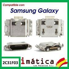 CONECTOR DE CARGA PARA SAMSUNG GALAXY MODELO 7 PIN DATOS MICRO USB MINI PUERTO