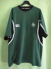 Maillot rugby Irlande Canterbury Ireland vintage Eire Jersey vert Shirt - XL