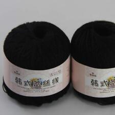 AIP Thread No.8 Cotton Crochet Yarn Craft Tatting Hand Knit Wholesale 50gX2 #11