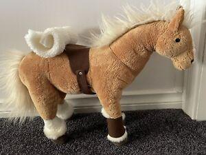Bocchetta Plush Toy Horse , Free Standing
