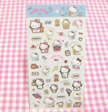 Sanrio Hello Kitty Big Sticker Sheet / Japan Stationery 2018