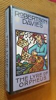 Cornish: The Lyre of Orpheus by Robertson Davies (1989, Hardcover w/DJ)